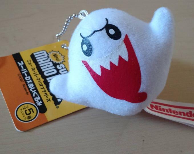 2.5 inch Plush Boo - Super Mario