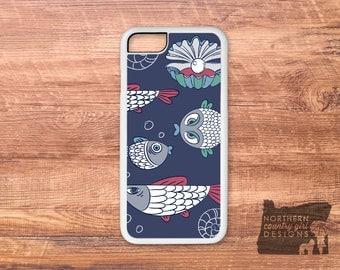 fish phone case / fish / fish iPhone case / iPhone 6 case / iPhone 7 case / iPhone case / iPhone 6 plus case / iPhone 5 case / phone case