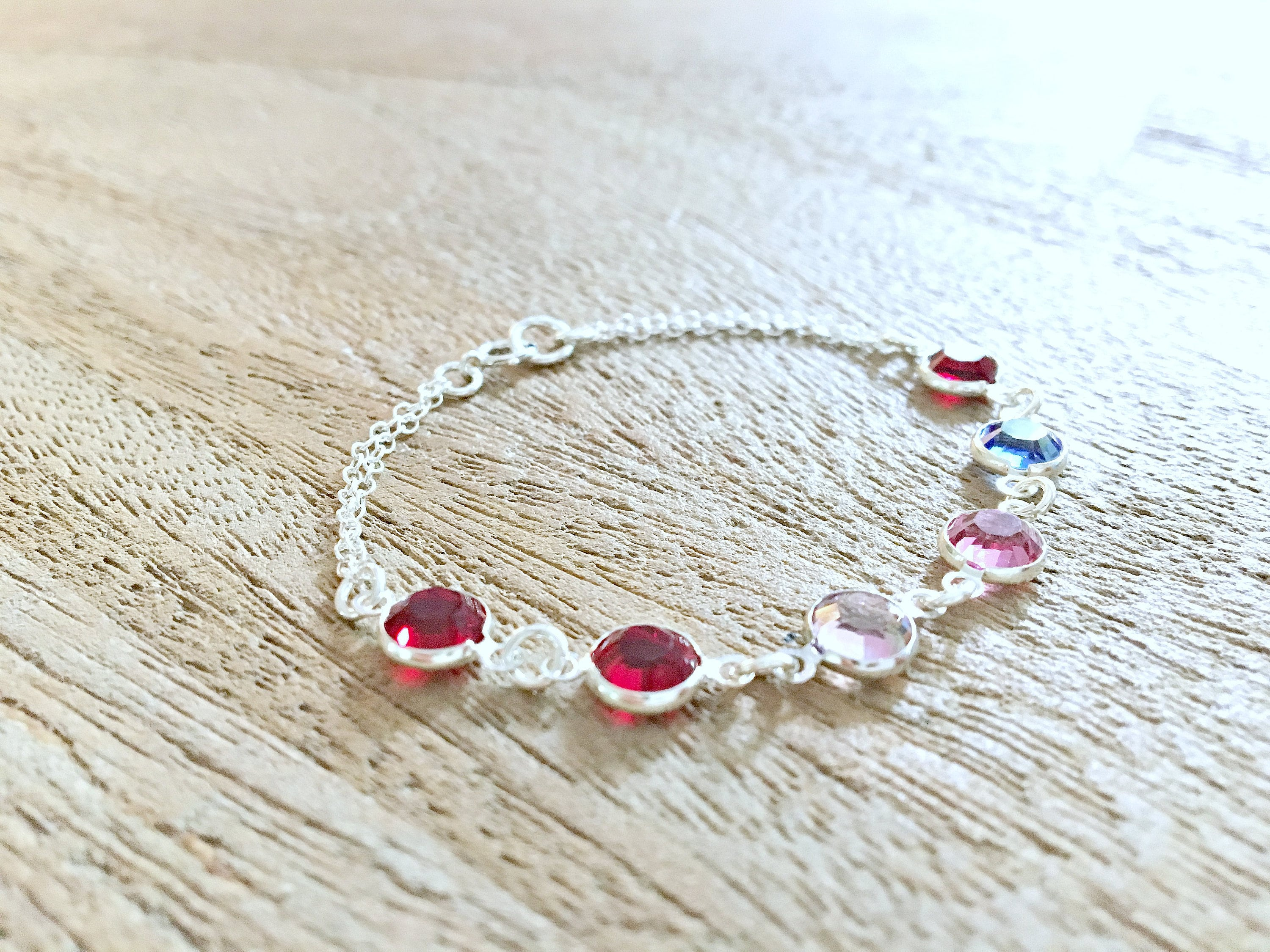 mother s for crystal birthstone fullxfull october personalized dainty her anklets anklet tourmaline listing il