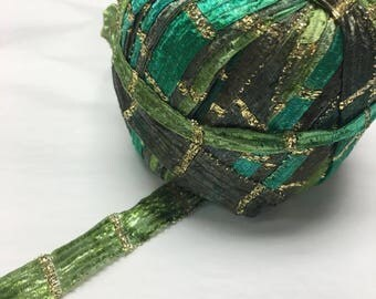 Green Gypsy Yarn