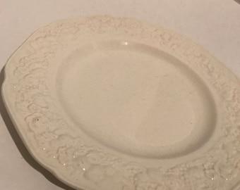 Vintage Crown Ducal Salad Plate
