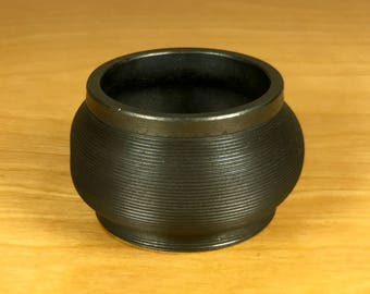 Small Forged Steel Vessel (Free Shipping)
