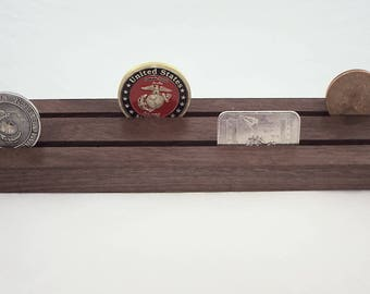 Military Challenge Coin Holders