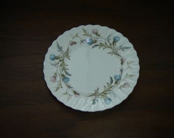 Royal Albert Brigadoon (1980) bread and butter plate near mint condition