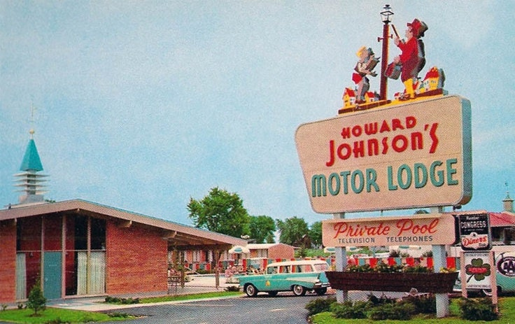 Howard Johnson Motels