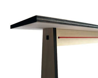 Narrow Entry Table skinny entry table   etsy