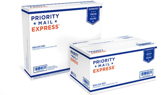 Priority Mail EXPRESS / / Shipping Upgrades