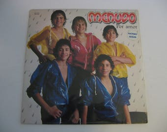 NEW! Factory Sealed! - Menudo - Ricky Martin - Por Amor - Circa 1982