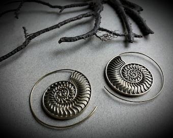 earrings *argonaut big*