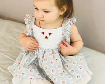 Stay Cute English Tea Party dress