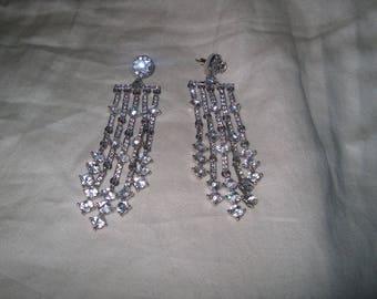 Chandelier Earrings - Vintage   Etsy NZ
