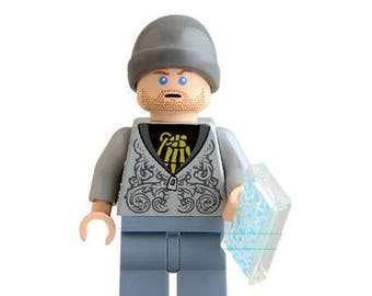 breaking bad lego : Jesse Pinkman on the streets