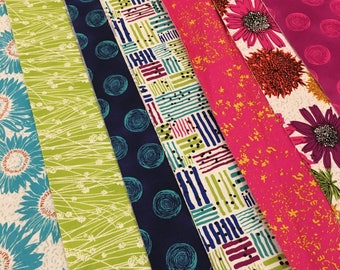 Makers Home Fabric Bundle by Natalie Barnes for Windham