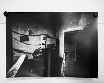 Lightsick II - analogue film photography poster