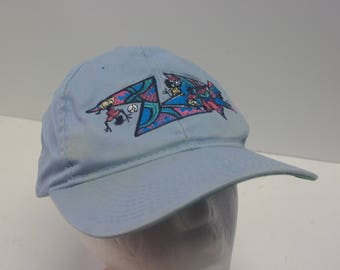 ZZK Snapback hat cap 90s