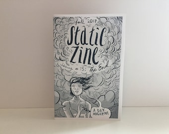 Static Zine #15: The End