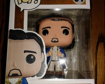 Hamilton Inspired Custom Pop Figure