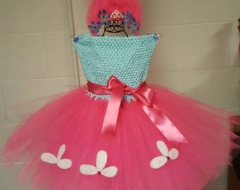 Princess Poppy Costume