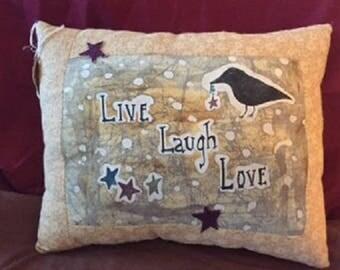 Handmade Batik Pillow