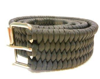 Black Quadobite Paracord Belt
