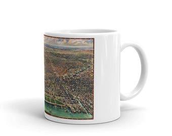 Coffee Mug - Chicago 1916