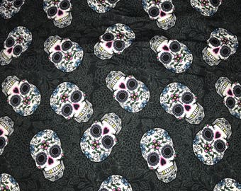 Sugar skulls custom leggings