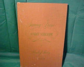 Sammy Kaye's  Sunday Serenade  Book of Poetry Volume II  HB 1st Printing 1947