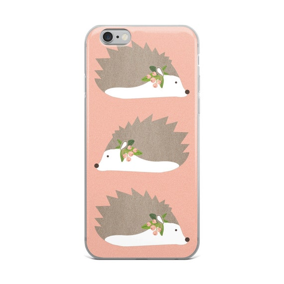 Hedgehog iPhone Case