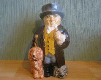 "Vintage Roy Kirkham Toby Jug ""Squire"" 763/1"