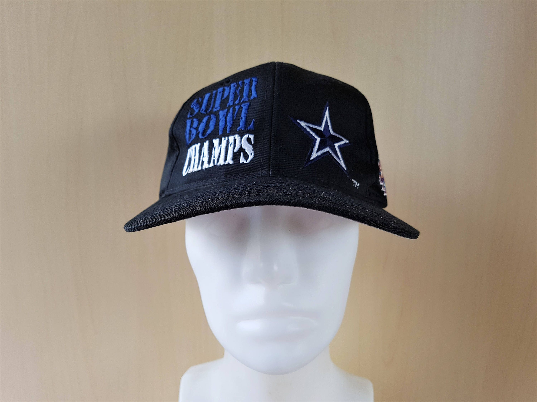 ecf24a692 Vintage 90s DALLAS COWBOYS Super Bowl XXX Champs Starter Snapback Hat  Official Licensed NfL Baseball Cap ...