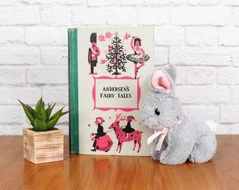 1956 Andersen's Fairy Tales by Hans Christian Andersen, Illustrated by Leonard Weisgard