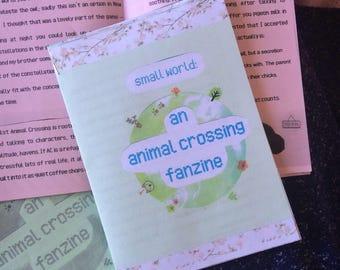 Small World: Animal Crossing Fanzine