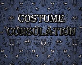Costume Consultation
