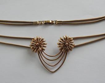 Krementz Swag Necklace