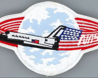 NASA space shuttle Patch badge space Space Shuttle