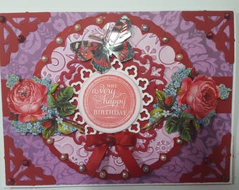 Have a Very Happy Birthday greeting card