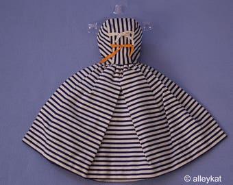 Vintage Barbie Cotton Casual Dress #912, Near Mint