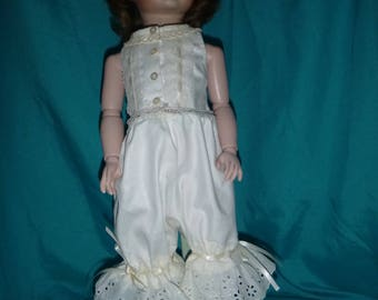 Unmentionables for your 20-22 in antique or collector doll.