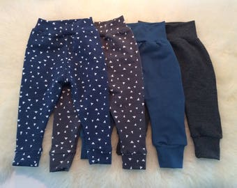 Baby pants leggings size 56 and harem!