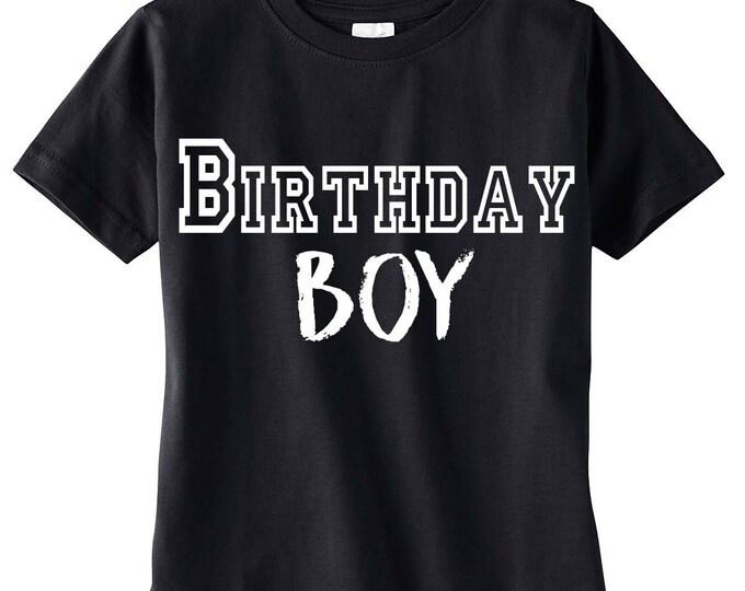 Birthday Boy Shirt, Boy's Birthday Shirt, Birthday Boy Shirt, Birthday King, Birthday Party, Birthday Outfit