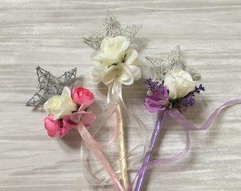 Flower Girl - Bridesmaid Wand