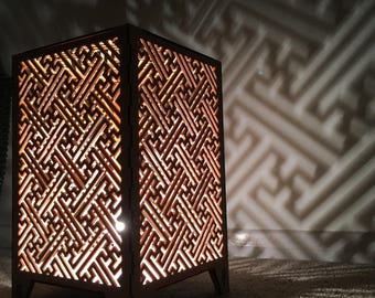 Shadow lamp | Etsy