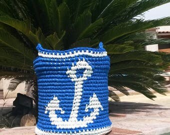 Basket crochet pattern only