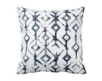 SALE | 50% OFF:  20x20 Pillow Cover Navy Lumbar Pillow Covers Navy Throw Pillow Cover Navy Blue Pillow Cover Tribal Pillows Aztec Pillows
