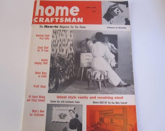 Reserved for MM***Home Craftsman June 1955 Issue