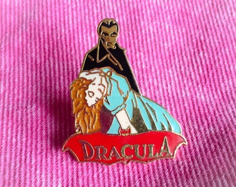 Collectable Dracula Enamel Pin