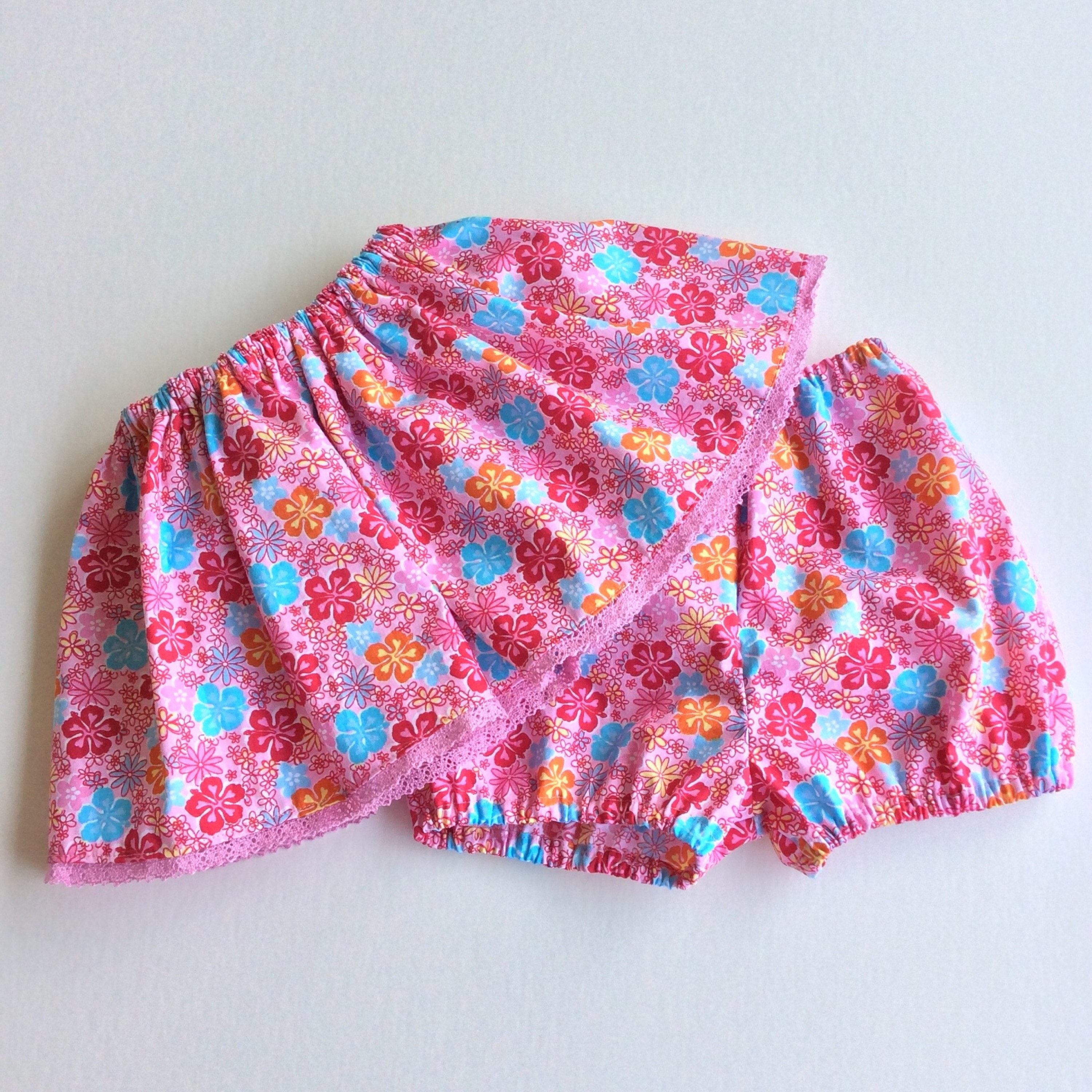 baby girl clothes 3 6 months baby skirt and bloomers set pink floral