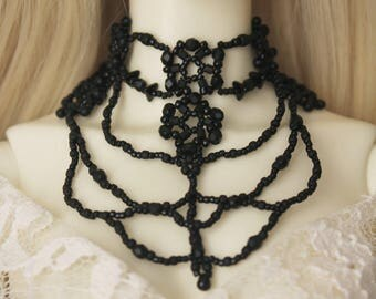 BJD Accessory - Necklace ( fo SD BJD, Super Gem)