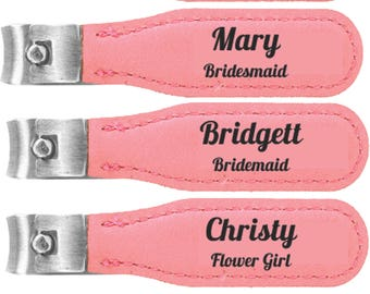 Custom Nail Clipper, Personalized Clipper, Manicure Set, Toenail Clipper, Fingernail Clipper, Wedding Gift, Personal Care, Groomsmen Gift