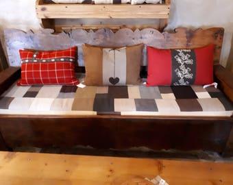 cushions, woolens, wool design felt, mountain